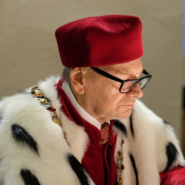 prof. dr hab. Andrzej Dżugaj