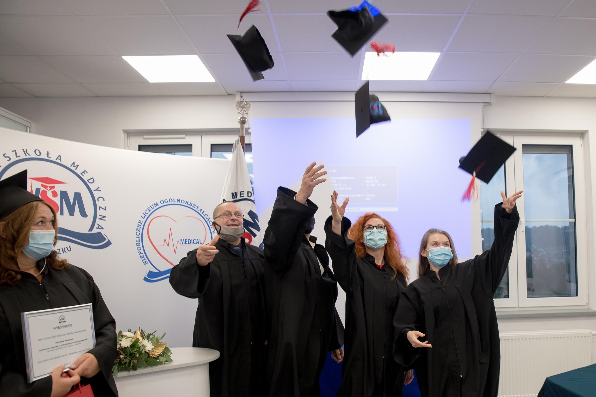 Inauguracja Roku Akademickiego 2020/2021 – fotorelacja