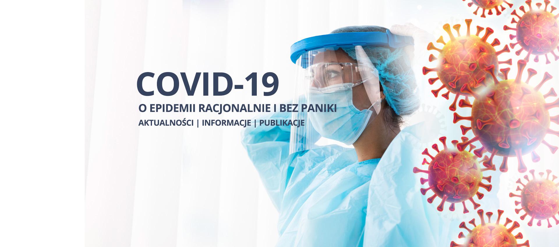 COVID-19 Zapobieganie i leczenie